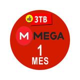 Cuentas Premium Mega 30 Dias 1 Mes 3000gb Envio Inmediato