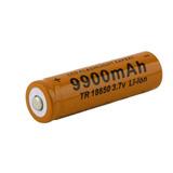 Bateria Recargable Gtf 18650  3.7 V 9900mah  Li-ion