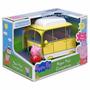 Peppa Pig - Autocaravana Incluye 11 Piezas