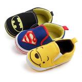 Zapatos Antideslizantes Para Bebés De 0 A 18 Meses.