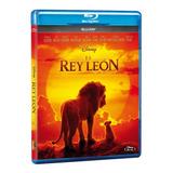 Blu Ray El Rey León - Live Action