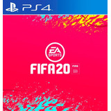 Fifa 20 Playstation 4 D-i-g-i-tal Ps4 Garantia