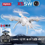 Drone Syma X5sw-1 Con Cámara Fpv De 2mp Vía Wifi