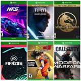 Oferta! Combo De 1 Juego, Escoge 1 Juego Xbox One Offline
