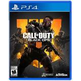 Call Of Duty Black Ops 4 Ps4. Español. Incluye Modo Zombies.