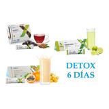 Kit Detox Natural Fuxion   Prunex + Flora Liv + Liquid Fibra