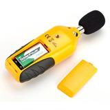 Dr.meter Ms10 Digital Decibelios Ruido Sonómetro Medidor 40