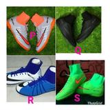 Zapatos Guayos En Bota Y Sin Bota Para Micro