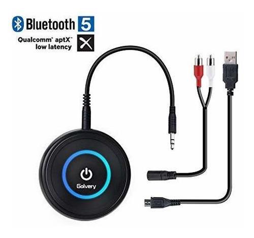 Transmisor Y Receptor Golvery Bluetooth 5.0 - Adaptador De A