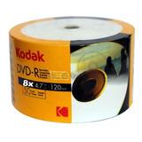 Dvd - R Virgen Kodak Imprimible En Blanco X 50 Unidades 8x
