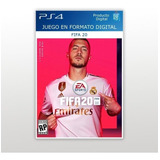 Fifa 20  Digital Ps4
