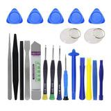 Kit Pro Herramientas Reparación Celulares Electronica iPhone