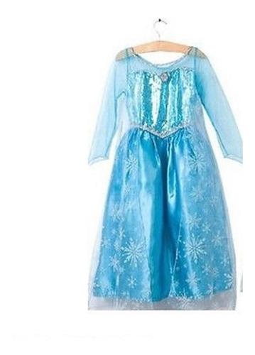 Disfraz Vestido Elsa Ref 01