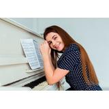Clases De Piano Online - 1 A 1