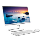 Desktop Lenovo I5 8gb 1tb Ideacentre A340 24  Aio (white)
