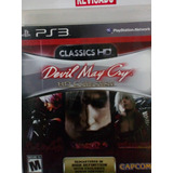 Devil May Cry Hd Colection Ps3 En Ingles