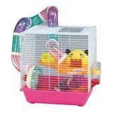 Jaula Primavera Hamster (incluye Accesorios)