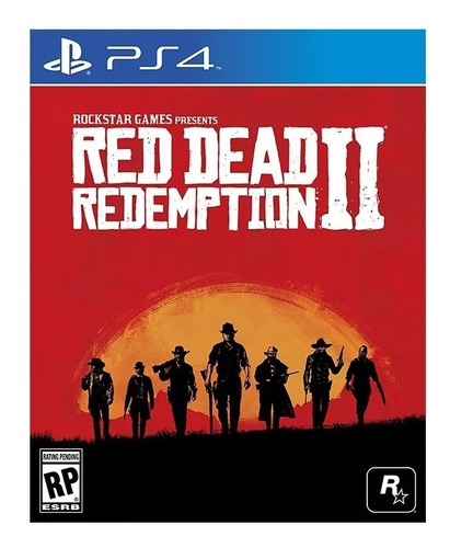 Red Dead Redemption 2 Ps4 Físico Remate