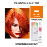 Salerm Tinte Fantasia Naranja 150ml - mL a $219