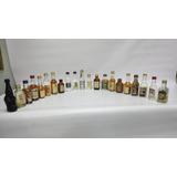 Botellita Licor Mini Coleccion Variada Precio Por Cada Una