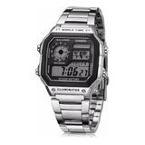 Reloj Casio Ae 1200whd Batería 10 Años Alarma 100% Original