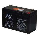 Bateria 12v 9ah Fulibattery Ups - Unidad a $64260