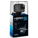 Cámara Gopro Hero 5 Black Gps 4k Gps Wifi Nueva Sellada