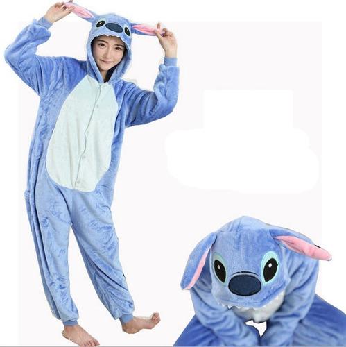 231cf414c9a Pijama Kigurumi Disfraz Stitch Unisex Original Importada