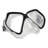 Máscara Snorkel Adulto Buceo En Vidrio Templado