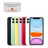 iPhone 11 64gb Sellado Entrega Inmediata Sellado Libre Lte4g