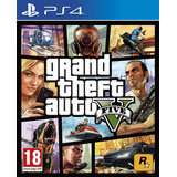 Gta 5 Ps4 Digital Completo Original Ps4 Disponble Entrega Ya