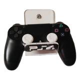 Soporte Base Pared Controles  Ps4, Ps3, Nintendo, Xbox 360