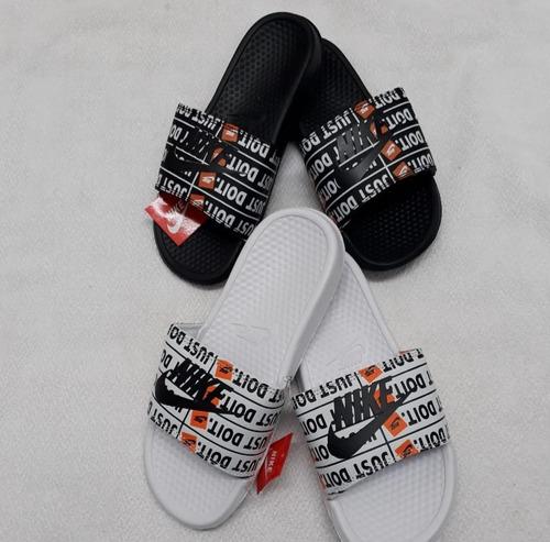 73bcd9d58b Chancla Sandalias Nike Just Doit - Hombre + Envio Gratuito