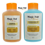 Shampoo Y Acondicionador Magic Hair Crec - mL a $65