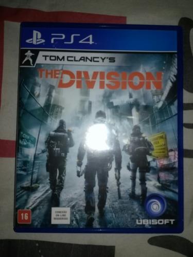 Vendo O Cambio The Division Ps4