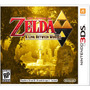 The Legend Of Zelda A Link Between Worlds Físico 3ds
