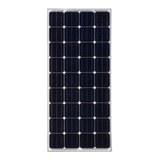 Panel Solar Monocristalino 100w/12v, Cable Mc4, Retie