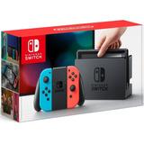Nintendo Switch Neon Y Grey 100% Nuevo Entrega Inmediata
