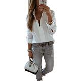 Blusas Para Mujer Limonni Claudette Li2145 Camiseras