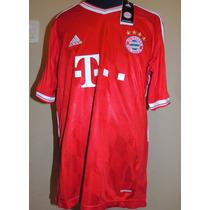 Camiseta Bayern Munich 2013-4 Adidas 100% Original Tit*