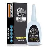 Pega Loca Pegante Industrial Rhino 60 Gr. Super Pega Tv