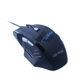 Mouse Star Tec Gaming St-g6 Usb Negro