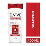 Shampoo Elvive Reparación 5 - L a $46