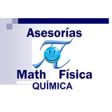 Clases Virtuales De Matemáticas, Química Y Física.