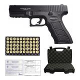 Pistola Traumática Ekol® Gediz Glock 17 + 2 Proveedor+ Funda