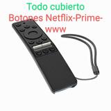 Estuche Protector Control Remoto Tv Samsung 4k Antichoques