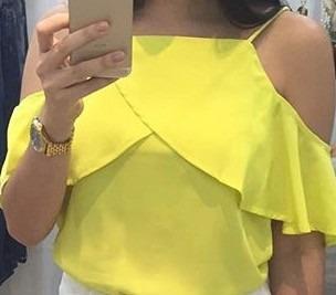 Blusas para mujer Limonni LI059 Campesinas