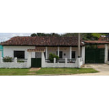 Casa En Pueblo De Santander, Parqueo Para 6 Vehiculos