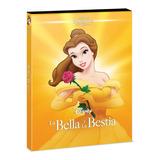 Dvd La Bella Y La Bestia Clásico Animado Disney No. 26