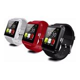 Reloj Tactil Inteligente Smartwatch U8 Bluetooth Musica Sms